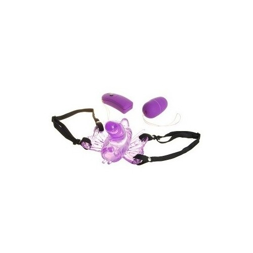 l'oeuf vibrant papillon multi - couleurs vibrations sans fil
