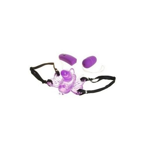 Vibrating Butterfly Wireless Vibration Egg - Multi Colors