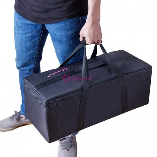 hismith sex machine bärbara lagring väska med svamp förpackning