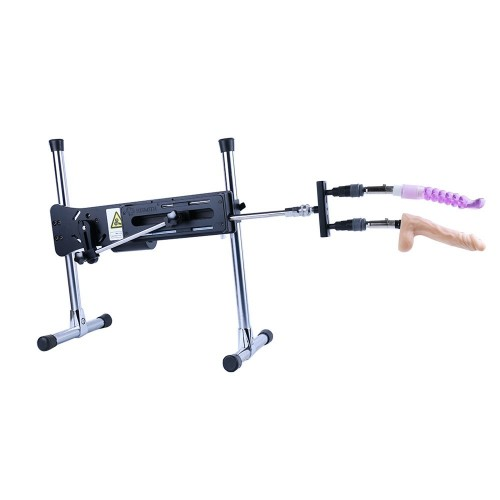 Hismith Premium Sex Machine avec accessoires PRO - A