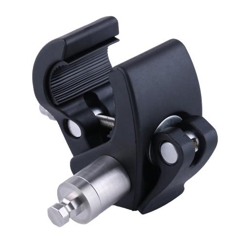Morsetto vibratore Hismith per macchina del sesso Premium, connettore del sistema KlicLok