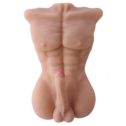 le torse hismith poupée d'amour, adult sex toy (chair poupée mâle)