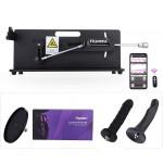 Hismith Table Top 2.0 Pro - Sex Machine Premium avec APP / Remote / Wire - Bundle
