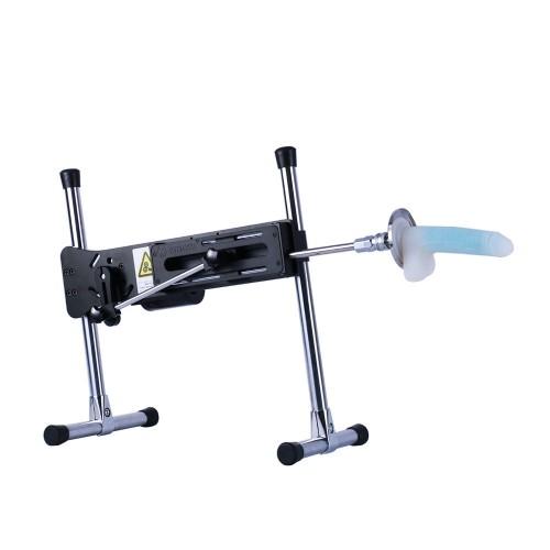 Homemade dildo machine video