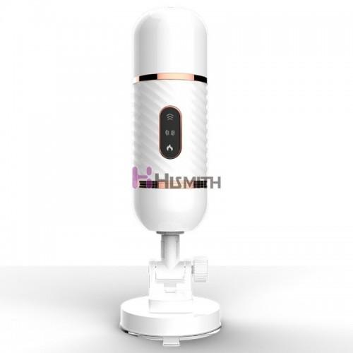 Himsith Multifunktionsuppladdningsbar Sex Machine G-Spot Vagina Onani Device